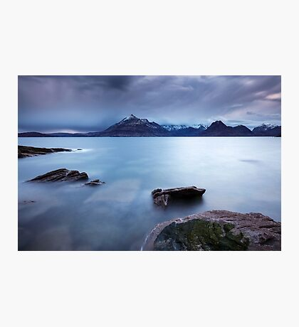 Skye Seascape Photographic Print
