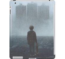 Boy And The Giants iPad Case/Skin