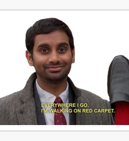 Tom, Red Carpet Sticker