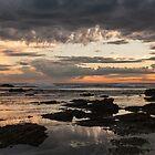 Glorious Sunset by Vickie Burt