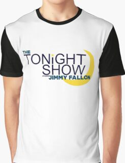 The Tonight Show starring Jimmy Fallon Graphic T-Shirt