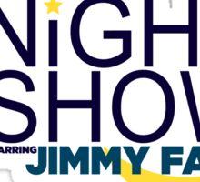 The Tonight Show starring Jimmy Fallon Sticker