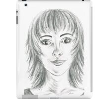 Portrait Stunning iPad Case/Skin