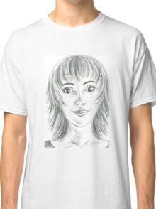 Portrait Stunning Classic T-Shirt