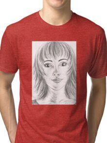 Portrait Stunning Tri-blend T-Shirt