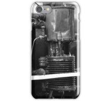 Old steam locomotive iPhone Case/Skin