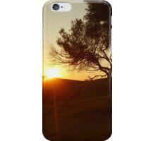 Sand Dune Sunset iPhone Case/Skin