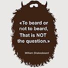 Beard-Collection - To Beard by DarkChoocoolat