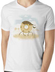 Mr. Sprinkles Mens V-Neck T-Shirt