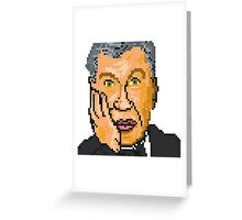 William Shatner Greeting Card