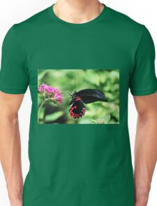 Scarlet Swallowtail - Popilio rumanzovia Unisex T-Shirt