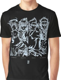 FINAL FANTASY® XV ~ CAST Graphic T-Shirt