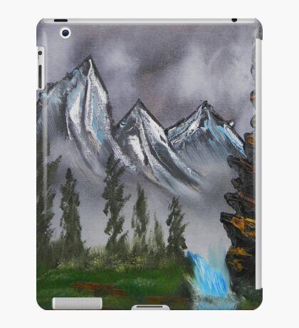 Mountain Landscape at Dawn iPad Case/Skin