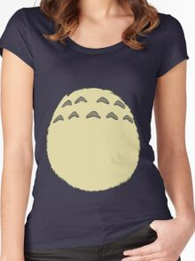 Sweet Neighbour Belly Women's Fitted Scoop T-Shirt