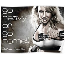 Go Heavy or Go Home Poster