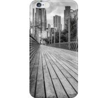 Walkway, Birrarung Marr Park iPhone Case/Skin