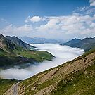 Col Du Tourmalet by martinilogic