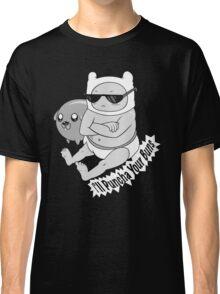 I'll Puncha Your Buns! Classic T-Shirt