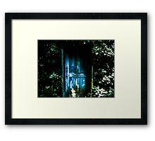 Door to Nowhere - Full Framed Print