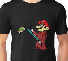 Jedi Mario Unisex T-Shirt