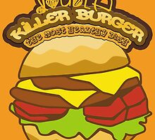 Double Killer Burger by ColdCola