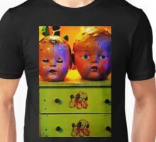 Two Heads Are Better Unisex T-Shirt