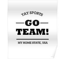 Go Team Poster
