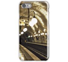 cité station iPhone Case/Skin