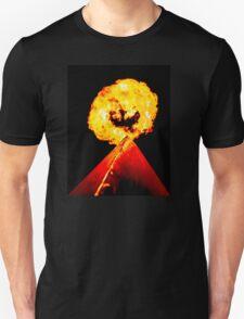 Phoenix Flame Tower Unisex T-Shirt