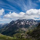 Col Du Galibier by martinilogic