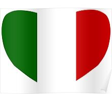 Love Italy Poster
