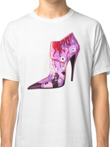 what's your shoe size? Classic T-Shirt