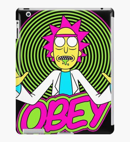 Obey Rick iPad Case/Skin