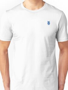 mini shaka blue Unisex T-Shirt