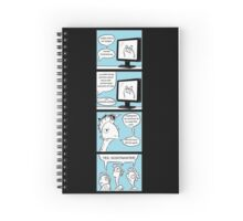 Yes Scoutmaster! Spiral Notebook