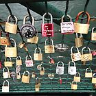 Love Locks by Murray Breingan