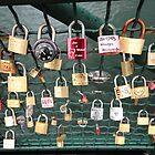 Love Locks by Murray Breingan