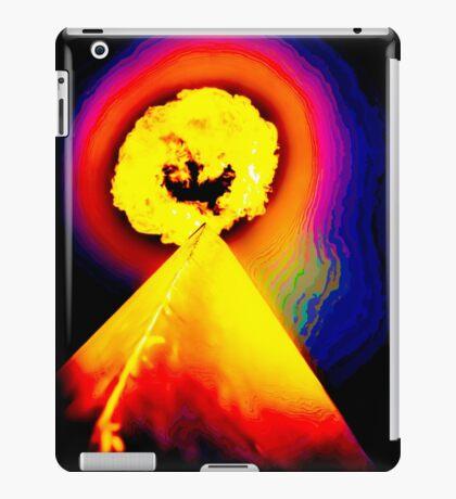 Phoenix Flame Rainbow iPad Case/Skin