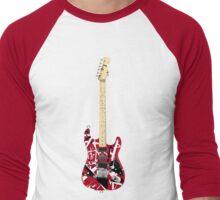 Van Halen Frankenstrat Men's Baseball ¾ T-Shirt