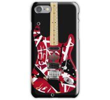 Van Halen Frankenstrat iPhone Case/Skin
