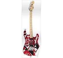 Van Halen Frankenstrat Poster