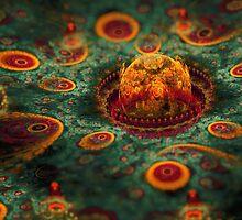 Micro Alien world by MartinCapek