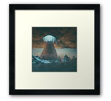 Beeple Abstract Framed Print