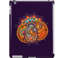 Colorful Trippy Funky Abstract Jazz Pattern iPad Case/Skin