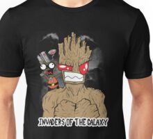 Invaders Of The Galaxy Unisex T-Shirt