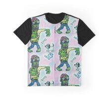 My Pet Zombie #4 - Here Boy Graphic T-Shirt