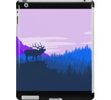 Elk Dawn iPad Case/Skin