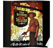 Woodbury Walkers Poster