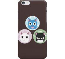 Chibi fairy cats iPhone Case/Skin