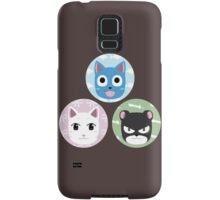 Chibi fairy cats Samsung Galaxy Case/Skin